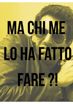 """Ma chi me l'ha fatto fa?"" – Cap. IV «LA SCIENTIFICA»"